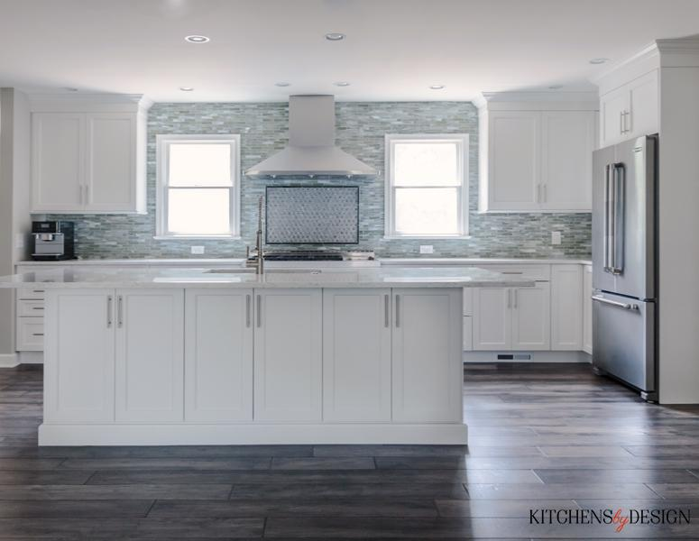 Delicieux Allentown Modern · White Cabinetry Installation Allentown, Pa Bright Kitchen  ...