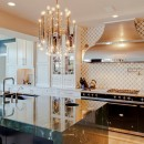 chef's kitchen design and installation